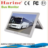 15,6 polegadas Manual LCD Display Bus / Car Monitor