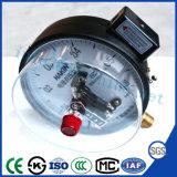 60mm Yxc magnétique de haute qualité assistée manomètre de pression de contact électrique