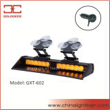 Polizia Truck Car 12W LED Visor Strobe Warning Lights (GXT-602)