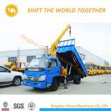 熱い販売の持ち上げ装置15トンのトラッククレーンクレーン車