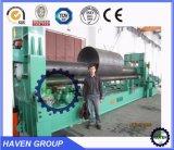 W11S-6X2000 de la plaque universelle du galet supérieur hydraulique de la flexion de rouler la machine
