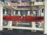 기계 또는 도선장 손수레를 만드는 경량 AAC 구획 생산 라인/구획