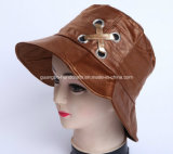 Chapéu de balde bordado elegante colorido colorido