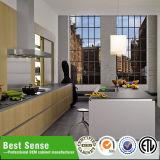 Gabinetes de cozinha da microplaqueta de China da qualidade superior