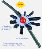 Многофункциональный Плоские щетки с 10 сетевых адаптеров можно заменить 95% OE стеклоочистители, Clear View