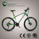 Европейский уровень качества Shimano 30-скоростной алюминиевого сплава на горных велосипедах
