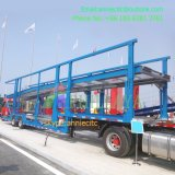 2 EIXOS Car Carrier reboques para venda