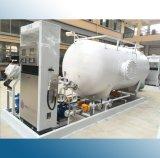 LPGシリンダー詰物