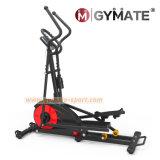 Gymate colocar máquina elíptica cross trainer bicicleta de ejercicio cardio fitness el equipo de gimnasio en casa