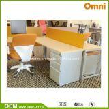 Conjunto de mesa de móveis de escritório, Secretária de escritório