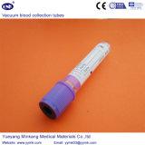 Tubos de recolha de sangue a vácuo Tubo EDTA (ENK-CXG-019)