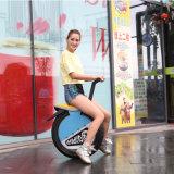 Moto électrique à grande vitesse avec un scooter d'Unicycle de roue