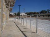 Commerial Customised Cable Railing mit Wire Guardrail