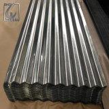 Лист толя Ral 6021 гальванизированный PPGI Corrugated