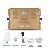 Servocommande à deux bandes de signal de l'amplificateur 2g 3G de signal de 850/Aws 1700MHz