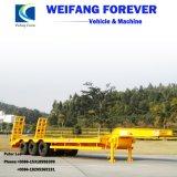 半Weifang Forveverの販売の低い平床式トレーラーのトレーラーかトラックのトレーラー