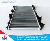 Radiatore di alluminio per Toyota Avensis'01 At200 a 16400-0280 con i serbatoi di plastica
