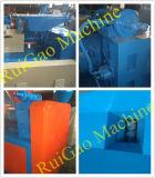 PE van de Schroef van de hoge snelheid de Enige HDPE LDPE Pelletiseermachine van de Film