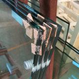 Occhiali di protezione Tempered trasparenti enormi di formato 15mm