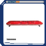 Barra clara de advertência magro elevada do diodo emissor de luz Lightbar da intensidade luminosa de Senken