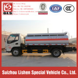 Kleines Fuel Tanker Trucks 5000L 4*2 Capacity JAC Oil Truck Tank Vehicle