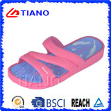 Buntes Summer Lady EVA Beach Slipper für Casual Walking (TNK20057-1)