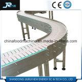 Transportador de cadena de la placa de acero de carbón para la cadena de producción