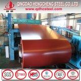 La qualité de perfection de constructeur de la Chine a enduit la bobine d'une première couche de peinture en acier