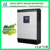 격자 Builtin MPPT 관제사 (QW-5kVA4860)를 가진 잡종 태양 에너지 변환장치 떨어져 5kVA
