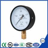 Manomètre de pression d'usine de la Chine avec le meilleur prix