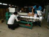 Grano de reciclaje plástico de PP&PE que hace la máquina