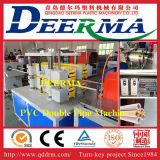 machine à tuyaux Double-Pipe 16-63mm de PVC de ligne de production