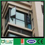 Modernes Aluminiumflügelfenster-Fenster mit australischem Standard