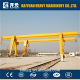 10 Tonnen-Portalkran mit elektrischer Hebevorrichtung oder Kettenblock