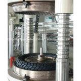 Pneu de moto faisant à machine la presse corrigeante hydraulique