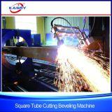Изготовление стальных трубопроводов с ЧПУ плазменной резки профиля машины