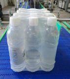 中国語のための自動収縮包装機械はジュースに日付を記入する