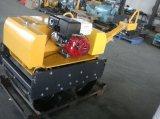 小型道ローラーのコンパクターRl-500d 630kgs