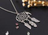 Collier van de Bladeren van de Vanger van de Droom van Collares de Uitstekende Halsband van de Tegenhanger