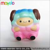 Capretti Squishy aumentanti lenti molli divertenti di compressione delle pecore sentiti Squishies che imparano Toys