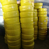 Grau alimentício fio de aço de PVC flexível para o fornecimento de água potável