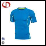 顧客用人の適性の摩耗の圧縮のヨガのワイシャツ