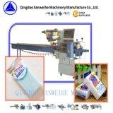Máquina de relleno de formación automática de Servo-Conducción del lacre de la velocidad Swsf-450