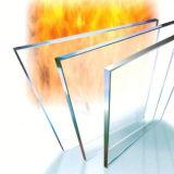 Однослойный огнеупорные стекла
