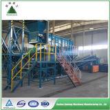 Abfall-überschüssige sortierende Maschine T für Aufbau-Abfall
