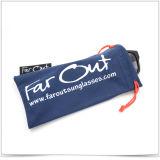 Оба мешок Microfiber Sunglass тяги стороны изготовленный на заказ