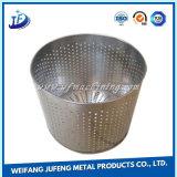 Изготовление алюминиевого сплава глубинной вытяжки высокой точности штемпелюя части