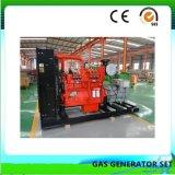 La combinación de calor y electricidad de 500kw de potencia del grupo electrógeno de gas de combustión