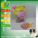 Alta absorción Peach Tofu cat litter