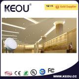 Ce/RoHSの商業か屋内2700k-6500k LEDの表面の照明灯の白フレーム